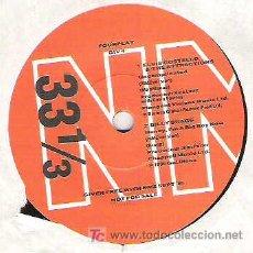 Discos de vinilo: ELVIS COSTELO & THE ATTRACTIONS / BILLY BRAG /MANTRNIX/ MILES DAVIS *** PROMOCIONAL 1986. Lote 12866473