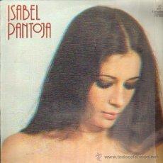 Discos de vinilo: ISABEL PANTOJA .. LP. Lote 51531307