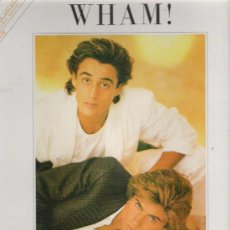 Discos de vinilo: WHAM ! - MAKE IT BIG **** 1984 CBS. Lote 11901773