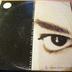Discos de vinilo: MICHAEL JACKSON ( BLACK OR WHITE )) MAXI SINGLE 45 RPM LIMITED EDITION. Lote 11913756