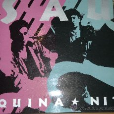 Discos de vinilo: SAU (ROCK CATALÀ) - QUINA NIT. Lote 29978538