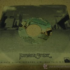 Discos de vinilo: THE MICHAEL ZAGER BAND ( SOUL TO SOUL - FREAK ) NEW YORK-USA 1978 SINGLE45 PRIVATE STOCK. Lote 11933194