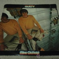 Discos de vinilo: MIKE OLDFIELD ( GUILTY - EXCERPT FROM INCANTATIONS ) ENGLAND-1979 SINGLE45 VIRGIN . Lote 11933324