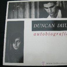 Discos de vinilo: LP DUNCAN DHU / AUTOBIOGRAFIA / DOBLE LP. Lote 26609786