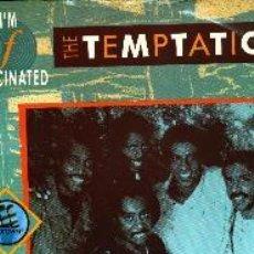 Discos de vinilo: THE TEMPTATIONS 12' I AM FASCINATED MAXI 45RPM. Lote 27599632