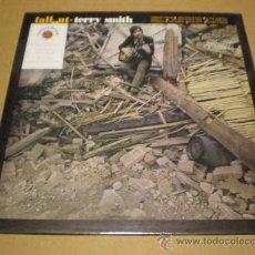 Discos de vinilo: TERRY SMITH - FALL OUT - (UK-1968) REEDICIÓN - JAZZ ROCK LP. Lote 21004596