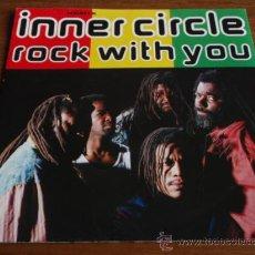 Discos de vinilo: INNER CIRCLE ( ROCK WITH YOU - SWEAT 'A LA LA LA LA LONG' ) 1992 SINGLE45 WEA. Lote 11965058