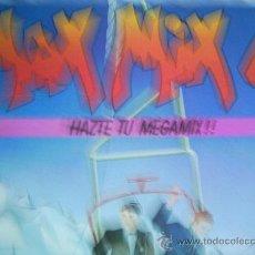 Disques de vinyle: MAX-MIX 4 DEL 86 2 LP. Lote 234933370