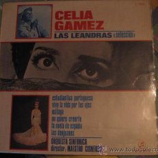 Discos de vinilo: CELIA GAMEZ. Lote 13108246