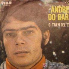 Discos de vinilo: DISCO DE ANDRES DO BARRO- O TREN. Lote 26294302