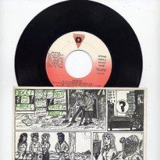 Discos de vinilo: EXOCET. VINILO SINGLE 45 RPM. TE TIENES QUE ESCAPAR. VICTORIA AÑO 1985. Lote 26761093