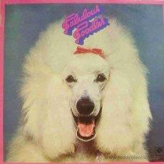 Discos de vinilo: THE FABULOUS POODLES-MISMO TITULO 1977 LP SPAIN. Lote 12048818