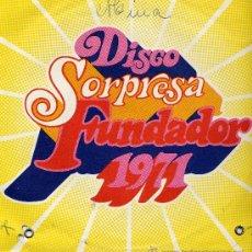 Discos de vinilo: MINA (DISCO SORPRESA FUNDADOR). Lote 17425163