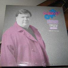 Discos de vinilo: MAXI DE ALBERT ONE: EVERYBODY. CON VERSIÓN INSTRUMENTAL. 1988. Lote 27267804