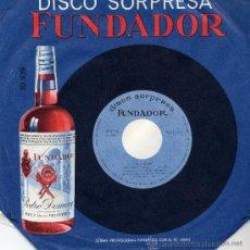 Discos de vinilo: LOS RELAMPAGOS (DISCO SORPRESA FUNDADOR). Lote 12089205