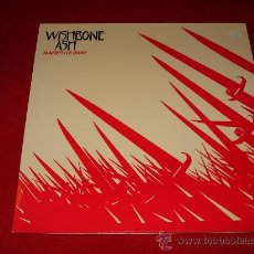 Discos de vinilo: WISHBONE ASH / NUMBER THE BRAVE (1981) - LP MADE IN GERMANY - !!!. Lote 27514099