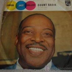 Discos de vinilo: COUNT BASIE ( THE GOLDEN BULLET - BLUEBEARD BLUES ) HOLANDA SINGLE45 PHILIPS. Lote 12129835