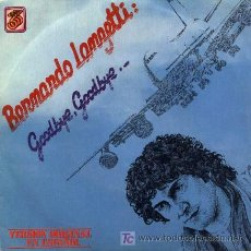Discos de vinil: BERNARDO LANZETTI ··· GOODBYE, GOODBYE / K.O. - (SINGLE 45 RPM) ··· CANTA EN ESPAÑOL. Lote 24673072