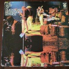 Discos de vinilo: QUICKSILVER MESSENGER SERVICE - THE BEST OF - (HOLANDA-CAPITOL-197?) WEST COAST PSYCH LP. Lote 26940089