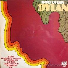 Discos de vinilo: BOB DYLAN / BOB DYLAN CANTA A BOB DYLAN. Lote 35782767