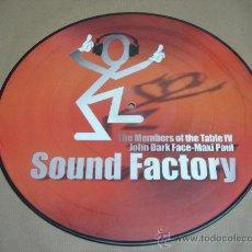 Discos de vinilo: DISCO LP PICTURE SOUND FACTORY THE MEMBERS OF THE TABLE IV VINILO. Lote 97106590