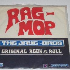 Discos de vinilo: THE JAYE-BROS - ORIGINAL ROCK´AND ROLL. Lote 12192123