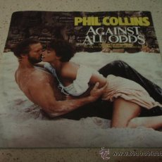 Discos de vinilo: PHIL COLLINS ( AGAINST ALL ODDS ) LARRY CARLTON & MICHAEL COLOMBIER ( THE SEARCH ) 1984-GERMANY . Lote 12205481