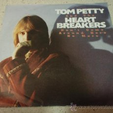 Disques de vinyle: TOM PETTY AND THE HEART BREAKERS ( DON'T COME AROUND HERE NO MORE - TRAILER ) 1985-GERMANY SINGLE. Lote 12205682