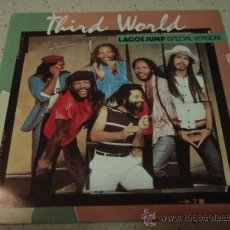 Discos de vinilo: THIRD WORLD ( LAGOS JUMP - LOVE IS OUT TO GET YOU ) 1983-HOLANDA SINGLE45 CBS. Lote 12205950