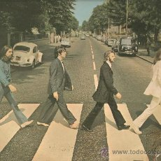 Discos de vinilo: BEATLES. ABBEY ROAD. 1969. Lote 184493866