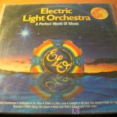 Dischi in vinile: ELECTRIC LIGHT ORCHESTRA ( A PERFECT WORLD OF MUSIC ) LP EDICION ESPAÑA 1985 (VIN). Lote 13385667