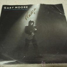 Discos de vinil: GARY MOORE ( STILL GOT THE BLUES - LEFT ME WITH THE BLUES ) 1990-GERMANY SINGLE45 VIRGIN. Lote 12246200
