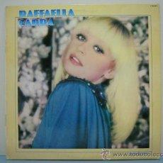 Discos de vinil: RAFFAELLA CARRA - RAFFAELLA CARRA CANTA EN ESPAÑOL ORIGINAL LP. Lote 27506639