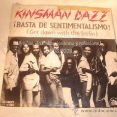 Discos de vinilo: DISCO SINGLE - KINSMAN DAZZ, AÑO 1979.. Lote 12271449