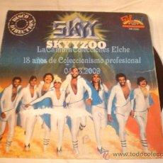 Discos de vinilo: DISCO SINGLE SKYY, AÑO 1980.. Lote 12275145