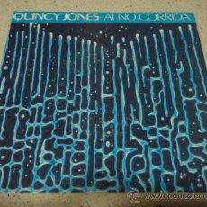 Discos de vinilo: QUINCY JONES ( AI NO CORRIDA - THERE'S A TRAIN LEAVIN' ) HOLANDA-1976 SINGLE45 A&M RECORDS. Lote 12275960