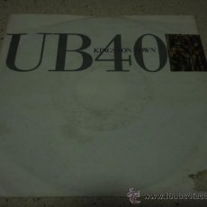 Discos de vinilo: UB40 ( THE WAY YOU DO THE THINGS YOU DO - SLUGEN ) GERMANY-1990 SINGLE45 VIRGIN. Lote 12276105