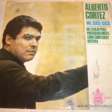 Discos de vinilo: DISCO SINGLE ALBERTO - MR SUCU SUCU, AÑO 1965.. Lote 12276748