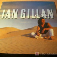 Discos de vinilo: IAN GILLAN ( NAKED THUNDER) LP 1990 GERMANY INCLUYE ENCARTE. Lote 12279882