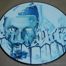 Discos de vinilo: DISCO LP PICTURE HARD CORE REVOLUTIONS SCOTTBROWN VINILO. Lote 16137240