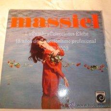 Discos de vinilo: DISCO SINGLE MASSIEL, AÑO 1967.. Lote 12284024