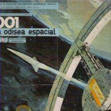 Discos de vinilo: 2001 UNA ODISEA ESPACIAL *** MGM 1968. Lote 12289658