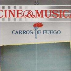 Discos de vinilo: CINE & MUSICA - CARROS DE FUEGO. Lote 12307578