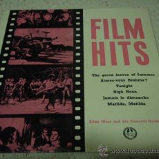 Discos de vinilo: EDDY MERS 'FILM HITS' (HIGH NOON - JAMAIS LE DIMANCHE - MAILDA, MATILDA - TONIGHT -. Lote 12310447