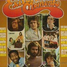 Discos de vinilo: EXITOS DEL MOMENTO - LOS ALBAS / GENTE JOVN / IMAGEN COTINUADOS *LP BELTER 1976. Lote 12356682