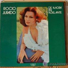 Discos de vinilo: JOYAS DEL VINILO---1LP ---AÑO 1978---ROCIO JURADO---DE AHORA EN ADELANTE. Lote 26388823