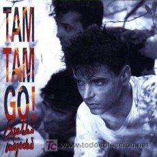 Discos de vinilo: TAM TAM GO-ESPALDAS MOJADAS. Lote 25729410