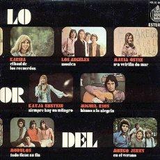 Discos de vinilo: LP 33 RPM / LOS ANGELES-MODULOS-MIGUEL RIOS -KARINA - LED ZEPPELIN-RAPHAEL // HISPAVOX 1970. Lote 20669964