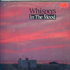 Discos de vinilo: WHISPERS LP IN THE MOOD 1991 SERDISCO SPA VER FOTO ADICIONAL. Lote 12398458