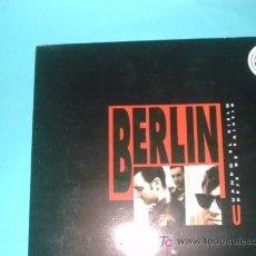 Discos de vinilo: BERLIN-CUANDO EL CIELO DEJE DE EXISTIR. Lote 110141888
